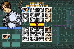 King of Fighters EX, The - NeoBlood -  - User Screenshot